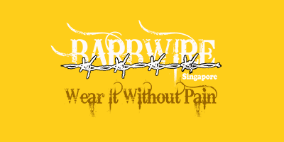 Barbwire Singapore Logo